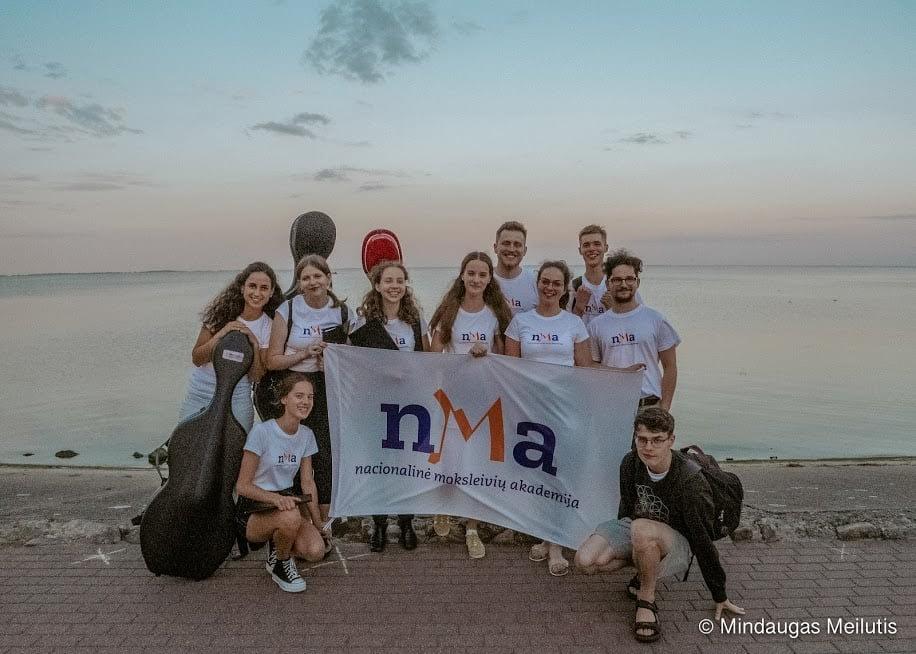 NMA kviečia mokytis 5 – 11 klasių moksleivius